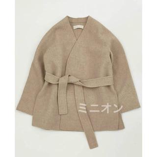 トゥデイフル(TODAYFUL)のTodayful Wool Short Gown(ガウンコート)