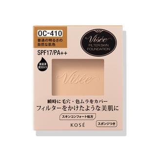VISEE - VISEE フィルタースキンファンデーションOC410