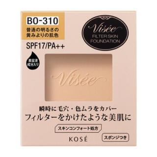 VISEE - VISEE フィルタースキンファンデーションBO310