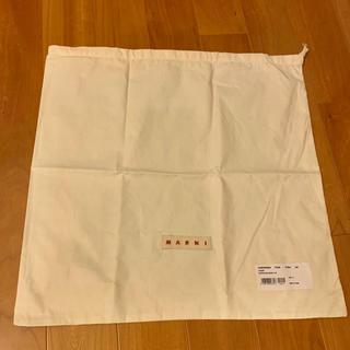 マルニ(Marni)のMARNI バッグ保存袋(ショップ袋)