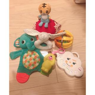 ニシマツヤ(西松屋)の赤ちゃんおもちゃ まとめ売り 知育玩具(知育玩具)