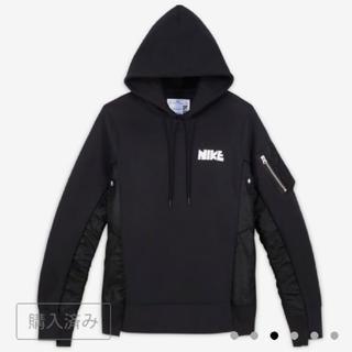sacai - sacai Nike サカイ ナイキ フーディー パーカー M