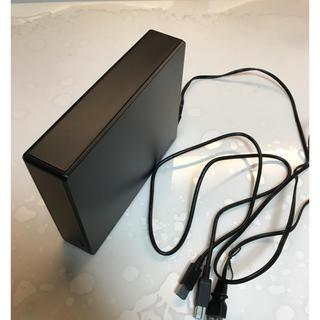 アイオーデータ(IODATA)のIO-DATA HDJA-UT2.0  2TB USB-HDD(PC周辺機器)