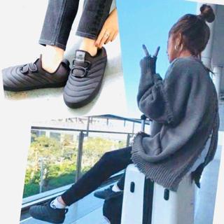 ニューバランス(New Balance)の#秋~(^^♪★26㎝★全国完売間近★NB CARAVANMOC★灰(スニーカー)