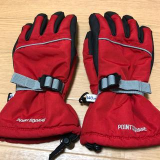 スキー用手袋(子供用)(ウエア/装備)