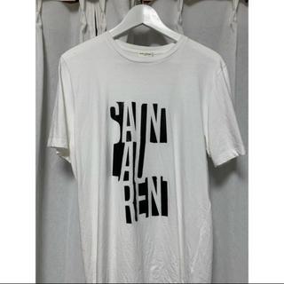 サンローラン(Saint Laurent)のサンローラン tシャツ(Tシャツ/カットソー(半袖/袖なし))