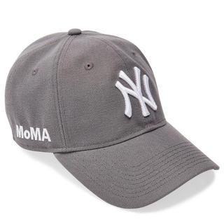 NEW ERA - NY ヤンキースキャップ ストームグレー MoMA Edition