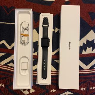 Apple Watch - Apple Watch series 3 GPS 42mm Space Gray