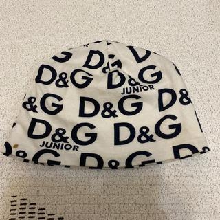 ドルチェアンドガッバーナ(DOLCE&GABBANA)のドルガバ ベビー帽子(帽子)