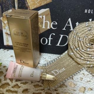 クリスチャンディオール(Christian Dior)のDior   プレステージ  目元用美容液(アイケア/アイクリーム)