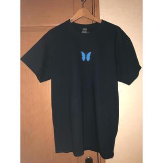 Supreme - 蝶 tシャツ