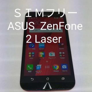 ASUS - SIMフリー ASUS  ZenFone 2 Laser SIMフリー