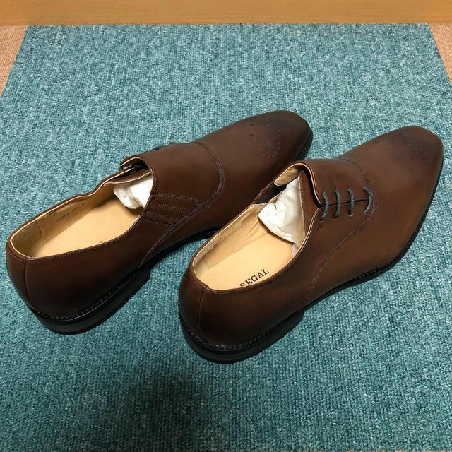 REGAL(リーガル)のREGALシューズ メンズの靴/シューズ(ドレス/ビジネス)の商品写真