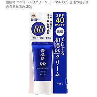 雪肌精 - 雪肌精 ホワイトBBクリーム02
