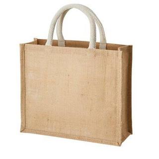 ムジルシリョウヒン(MUJI (無印良品))の新品未使用♥️無印良品 ジュートマイバッグ(エコバッグ)