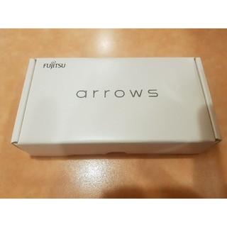 フジツウ(富士通)のARROWS RX ゴールド 新品未開封(スマートフォン本体)