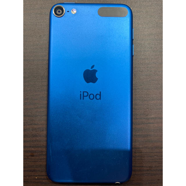 iPod touch(アイポッドタッチ)のipod touch 第7世代 32GB ブルー  スマホ/家電/カメラのオーディオ機器(ポータブルプレーヤー)の商品写真