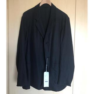 コモリ(COMOLI)のcomoli  20aw ウールシルクジャケット ネイビー サイズ2(テーラードジャケット)
