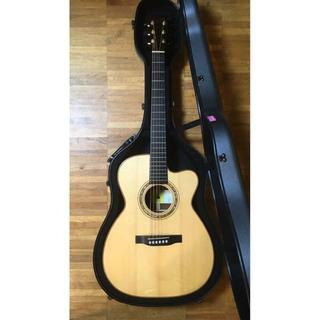 沖田ギター Okita guitar Brazilian Rosewood(アコースティックギター)