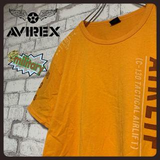 アヴィレックス(AVIREX)の【ミリタリー】AVIREX アヴィレックス/Tシャツ レアグラフィック(Tシャツ/カットソー(半袖/袖なし))