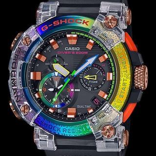 ジーショック(G-SHOCK)のGWF-A1000BRT-1AJR G-SHOCK フロッグマン レインボー(腕時計(デジタル))