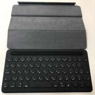 アップル(Apple)のApple純正 Smart Keyboard folio 10.5 JIS配列(iPadケース)