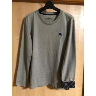 バーバリーブラックレーベル(BURBERRY BLACK LABEL)のバーバリーブラックレーベル ロンT長袖シャツ(Tシャツ/カットソー(七分/長袖))