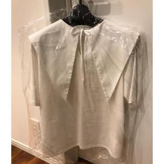 ドゥロワー(Drawer)のyori カットソー Tシャツ 新品(Tシャツ(半袖/袖なし))