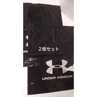アンダーアーマー(UNDER ARMOUR)のUNDER ARMOUR              ショップ袋 [ 2枚セット](ショップ袋)