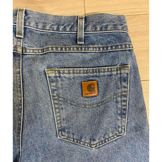 carhartt - CARHARTT RELAXED FIT TAPERED LEG JEANS