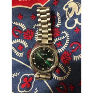 セイコー(SEIKO)のSEIKO 5actus ss 23jewels(腕時計(アナログ))