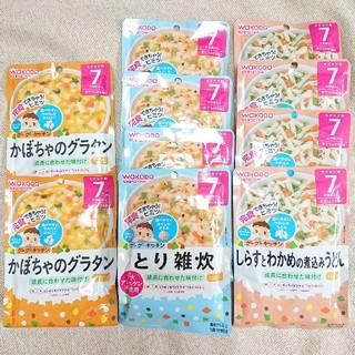 和光堂 - 離乳食 ベビーフード 7ヶ月 詰め合わせ まとめ売り セット 和光堂 食事