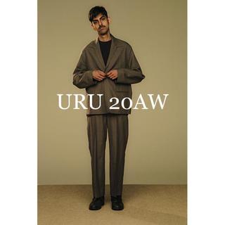 URU 20AW セットアップ
