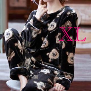 ふわもこパジャマ プーさん XLサイズ