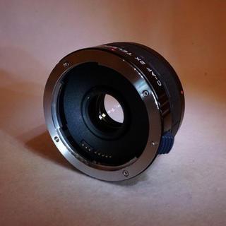 ケンコー(Kenko)の【CANON_EF用】KENKO C-AF 2X TELEPLUS MC7(レンズ(単焦点))