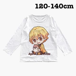 130 ぜんいつ 鬼滅の刃 長袖 tシャツ
