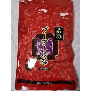 ティーライフ(Tea Life)の濃功プーアール茶 ティーライフ(ダイエット食品)