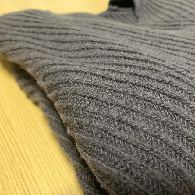 STYLE DELI(スタイルデリ)のスタイルデリ ざっくりななめ編みVネックニット レディースのトップス(ニット/セーター)の商品写真