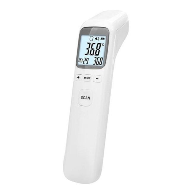 非接触式温度計 スマホ/家電/カメラの生活家電(その他)の商品写真