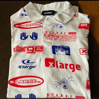 エクストララージ(XLARGE)のエクストララージ  ポロシャツ(ポロシャツ)