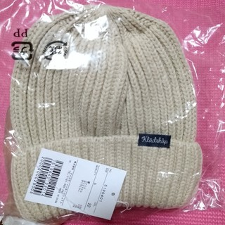 クレードスコープ(kladskap)のニット帽(帽子)