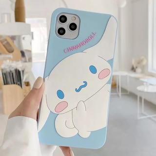 サンリオ(サンリオ)のシナモロール iPhoneケース iPhoneXR 立体 新品未使用 サンリオ(iPhoneケース)