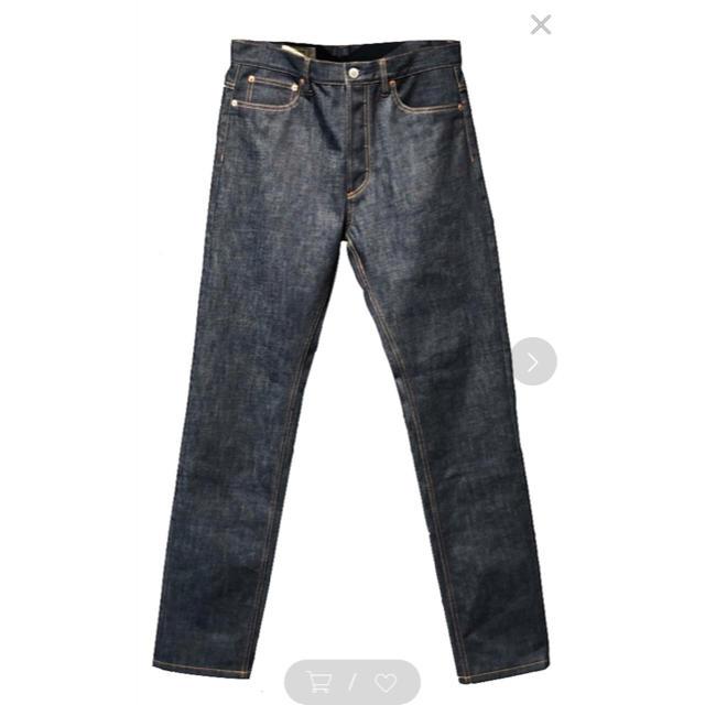 MAISON KITSUNE'(メゾンキツネ)のメゾンキツネ デニムパンツ メンズのパンツ(デニム/ジーンズ)の商品写真