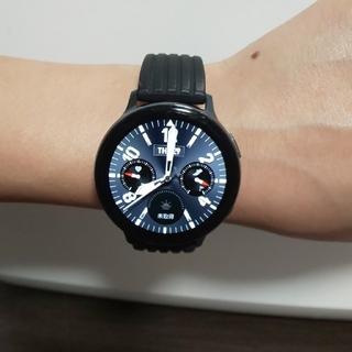 ギャラクシー(Galaxy)のギャラクシー ウォッチ Active2 / 44㎜  国内正規品(腕時計(デジタル))