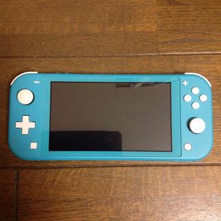 ニンテンドースイッチ(Nintendo Switch)のニンテンドースイッチライト ジャンク 本体(家庭用ゲーム機本体)