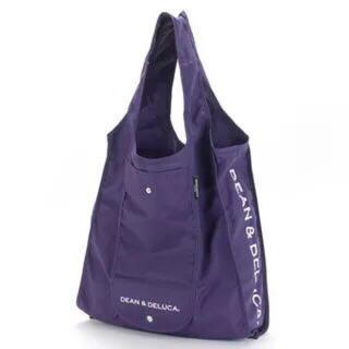 【新品】DEAN&DELUCA エコバッグ 京都限定カラー 紫(エコバッグ)