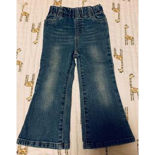 デニムダンガリー(DENIM DUNGAREE)の■美品■☆ジーンズ☆90(パンツ/スパッツ)