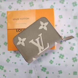 LOUIS VUITTON - ❤国内即発&送料無料❤ ♬大人気限定 セールルイヴィトン、 折り財布❉小銭入れ♬