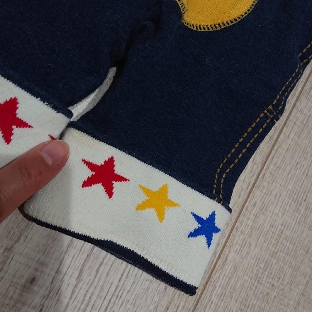 mikihouse(ミキハウス)のレギンス スパッツ セット キッズ/ベビー/マタニティのベビー服(~85cm)(パンツ)の商品写真