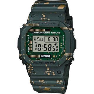 ジーショック(G-SHOCK)の超人気モデル カシオ G-SHOCK  DWE-5600CC-3JR(腕時計(デジタル))